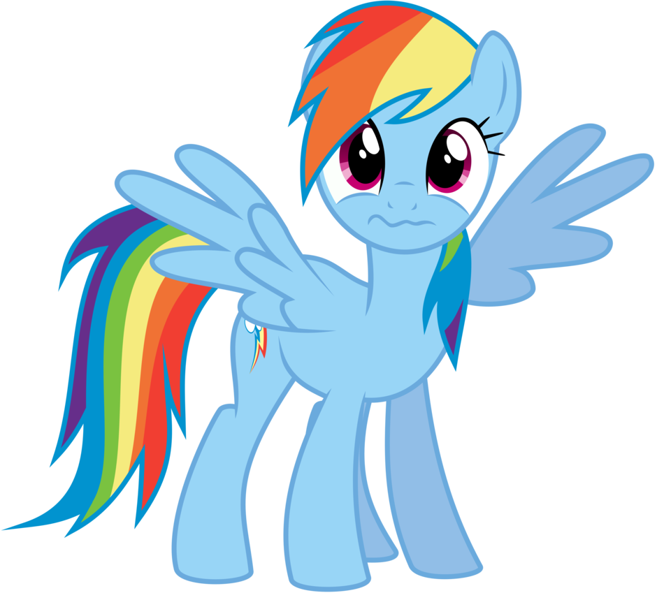940x849 My Little Pony Vector