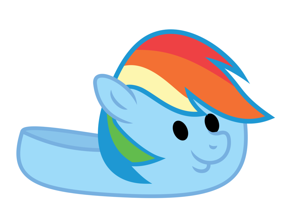 1032x774 Dashie Slippers Vector My Little Pony Friendship Is Magic