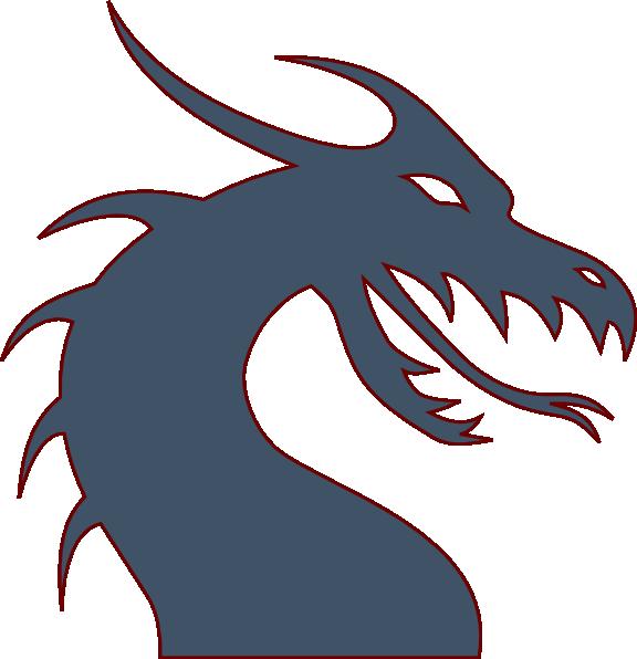 576x596 Creature Clipart Dragon