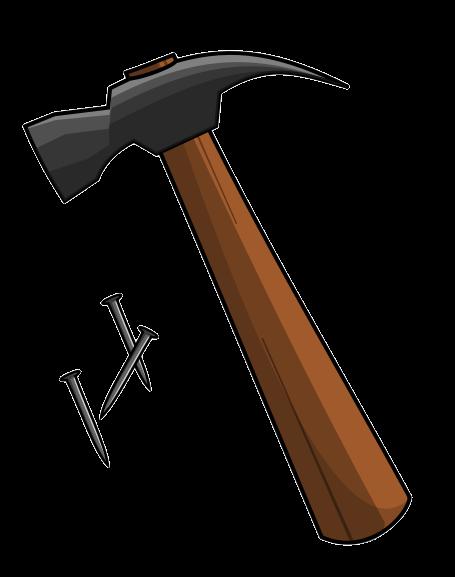 455x577 Hammer And Nails Hammer Nails Clip Art 38 Download