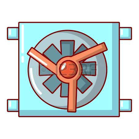 450x450 Generator Clip Art Red Generator 1 Royalty Free Illustration By