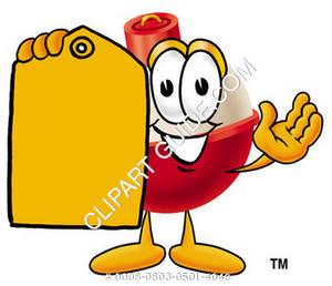 300x258 Cartoon Clipart Bobber Name Tag