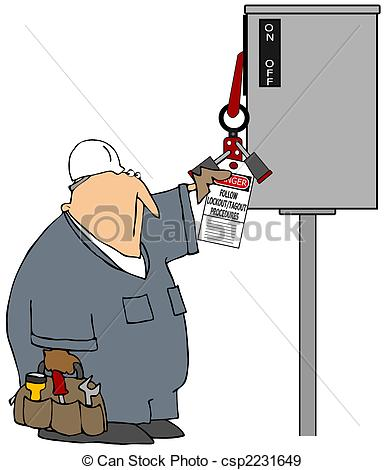 384x470 Clip Art Lockout Name Tag Clipart