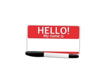 340x270 Name Tag Clip Art Etsy