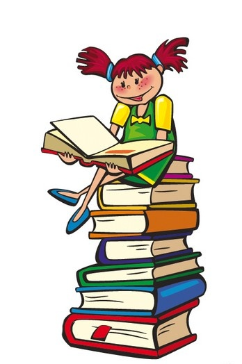 348x524 137 Best Clip Art (Books, Reading) Images On Reading