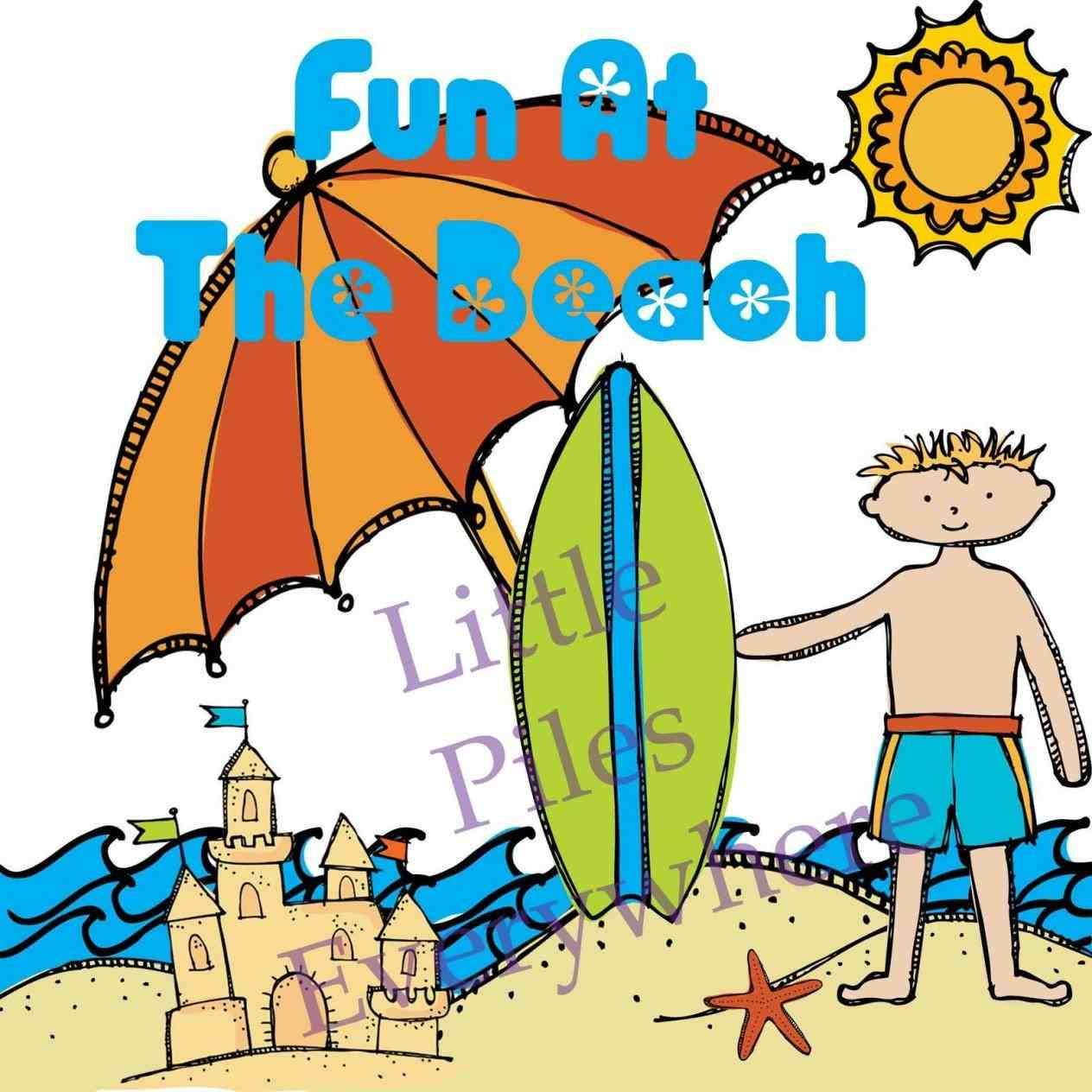1264x1264 New Post Kids Summer Fun Clip Art Xmast Summer Fun