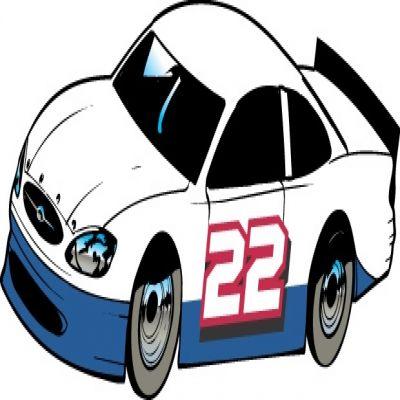 400x400 Nascar Race Car Clipart 27845 Movieweb
