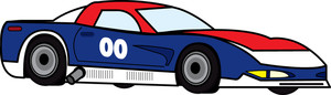 300x86 Nascar Race Car Clipart Free Clipart Images