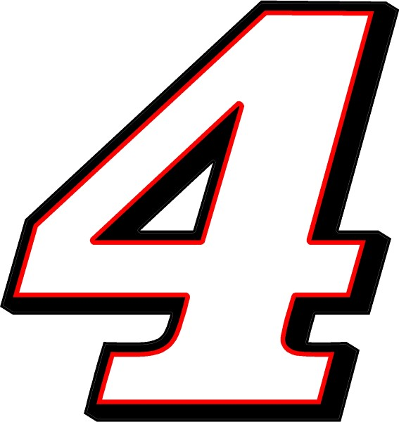 567x600 Clipart Race Cars Numbers Car Clip Art Etsy