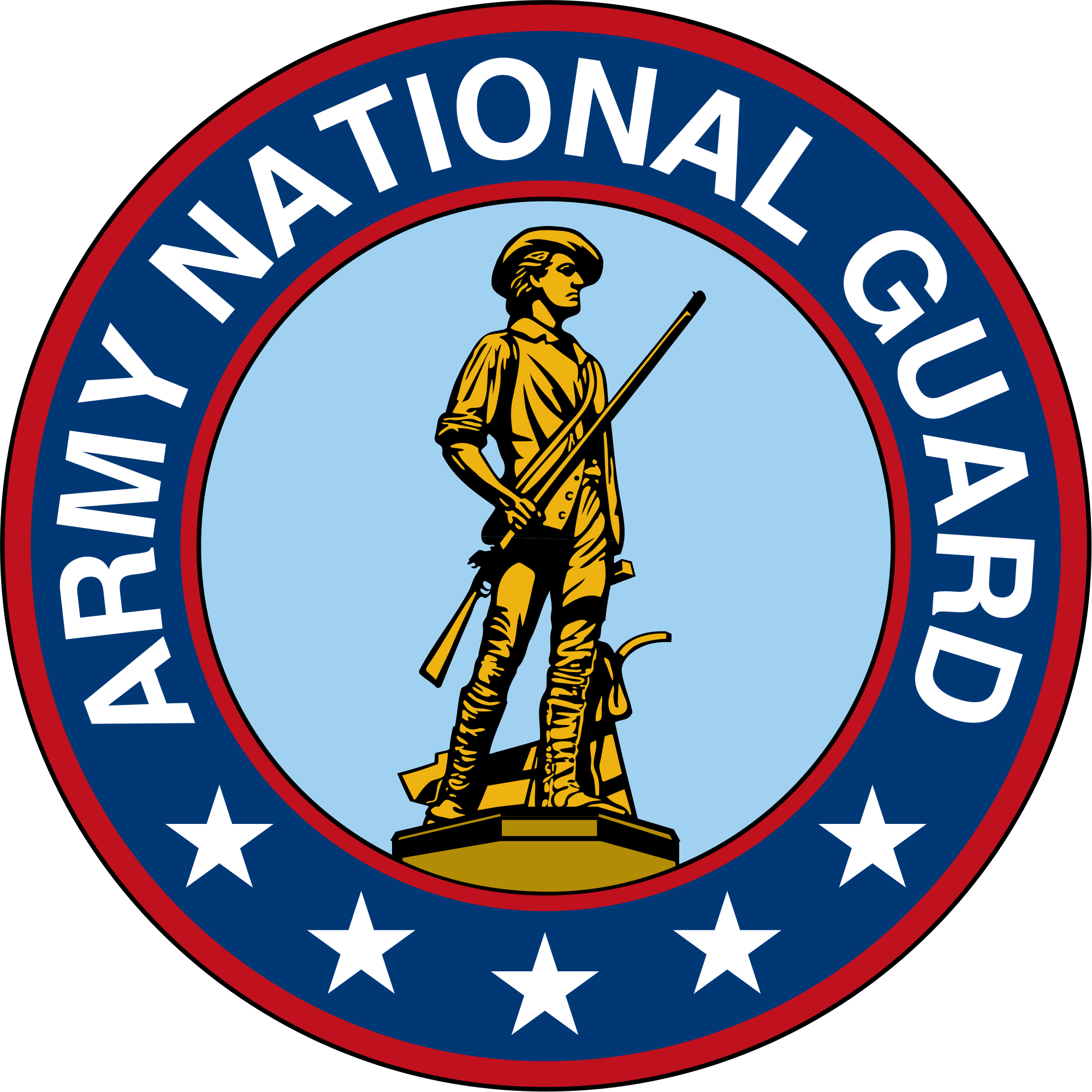 2000x2000 Fileseal Of The United States Army National Guard.svg