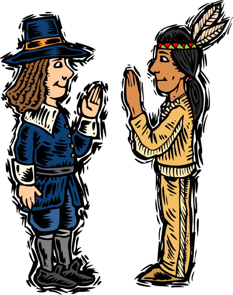 750x950 Free Native American Clip Art
