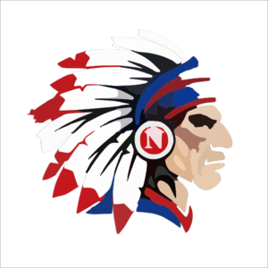 300x300 Native American Clip Art