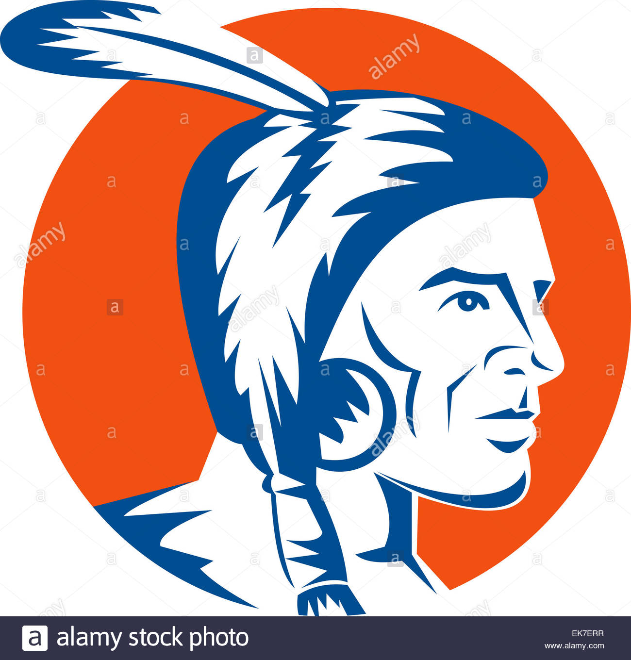 1300x1360 Illustration Native American Indian Looking Stock Photos
