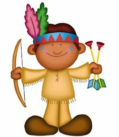 236x272 Native American Girl Cute Clipart Native American