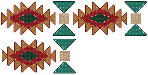 519x264 Design Clipart Native American