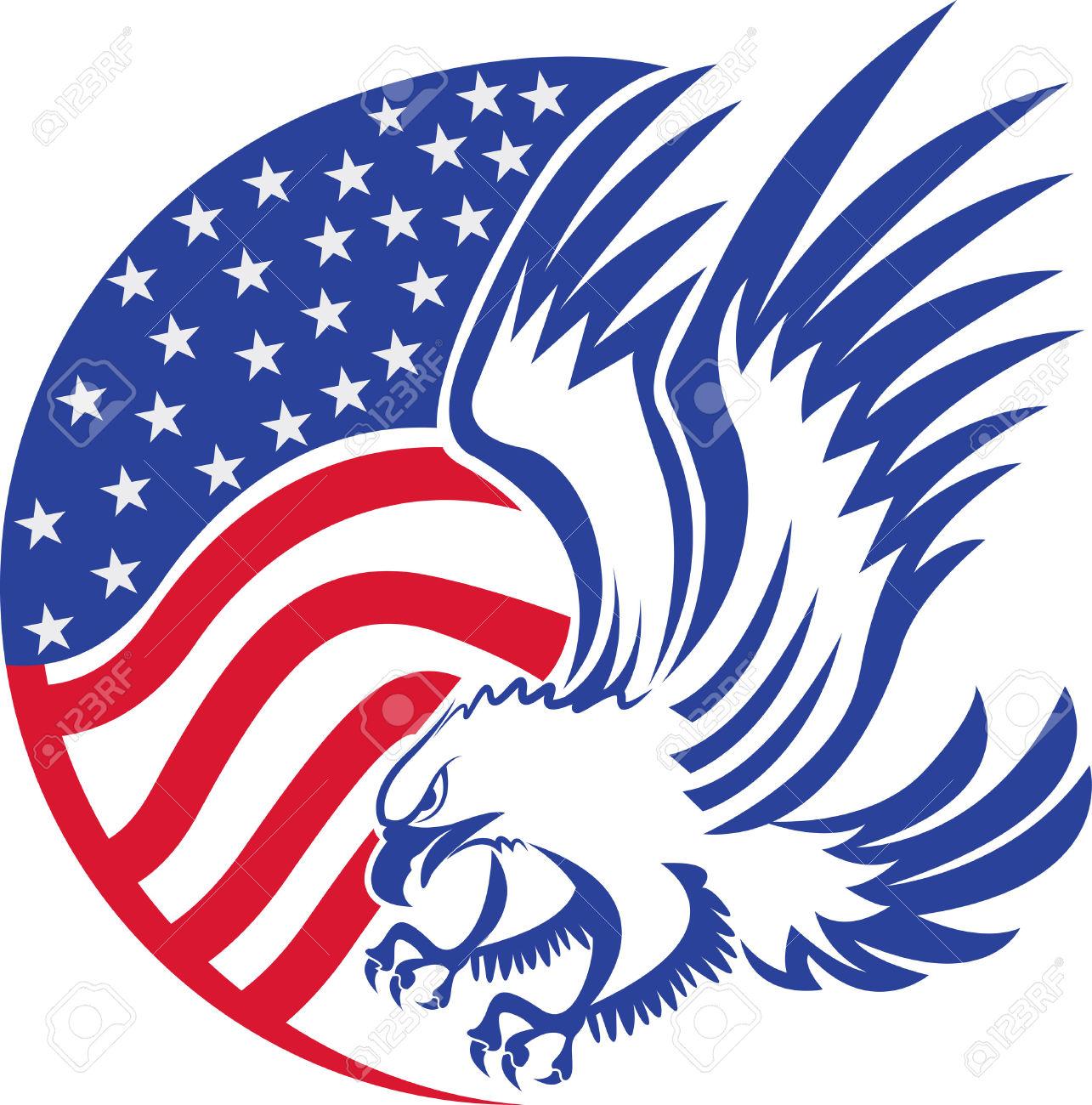 1285x1300 Eagle Clipart American Symbol