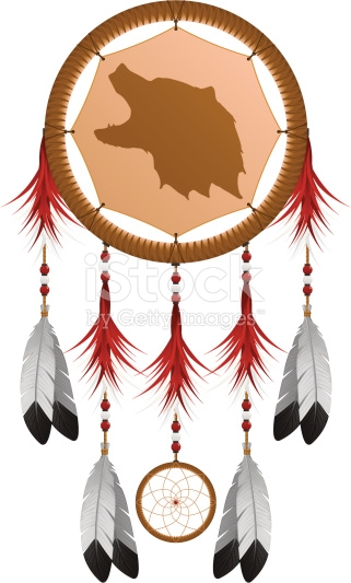 321x533 Grizzly Clipart Native American Symbol 3585935