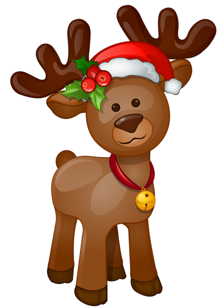 429x600 Rudolph Png Clip Art Image Christmas Clipart Art