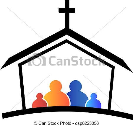 450x427 Church Family Clipart 10 Best Clip Art Images