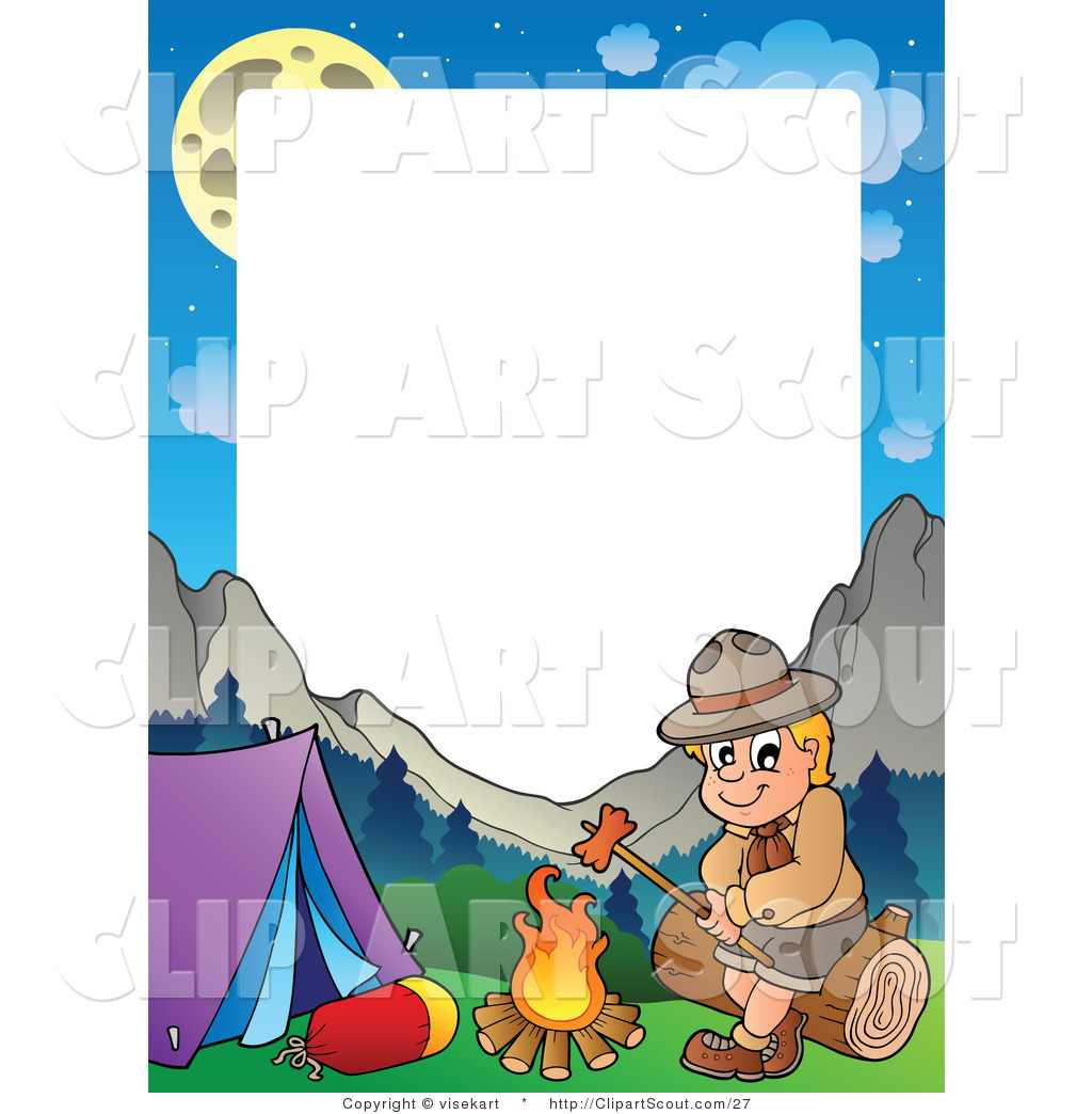 1024x1044 Clip Art Camping Background Clip Art