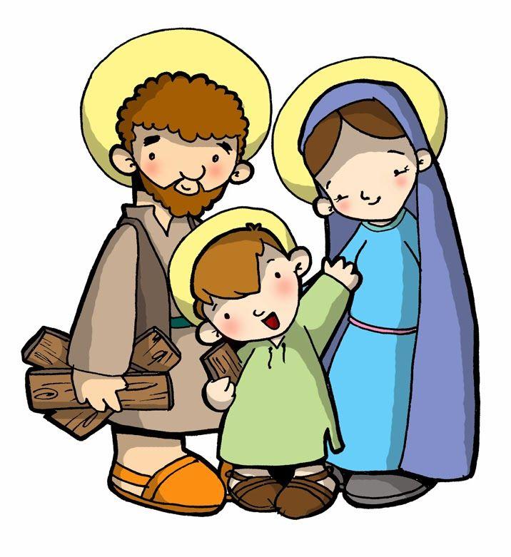 716x781 Dibujos Para Catequesis La Sagrada Familia De Y