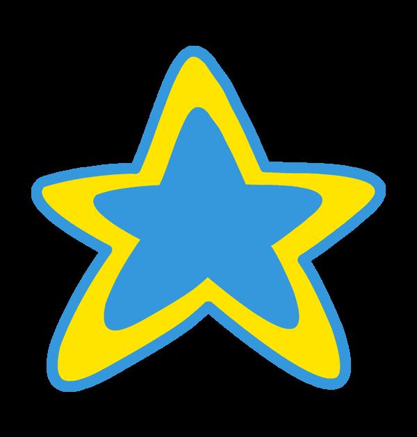 600x630 Christmas Star Clip Art