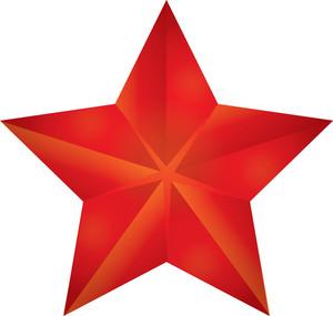 300x285 Christmas Star Clipart