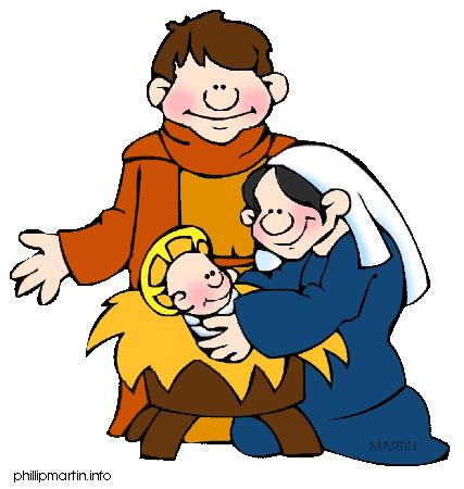 Nativity Story Clipart