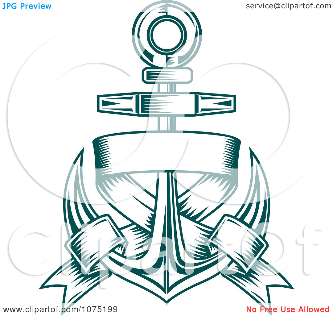 1080x1024 Nautical Banner Clipart