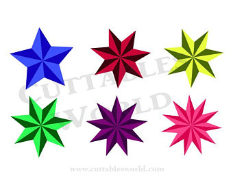 340x270 Nautical Star Svg Etsy