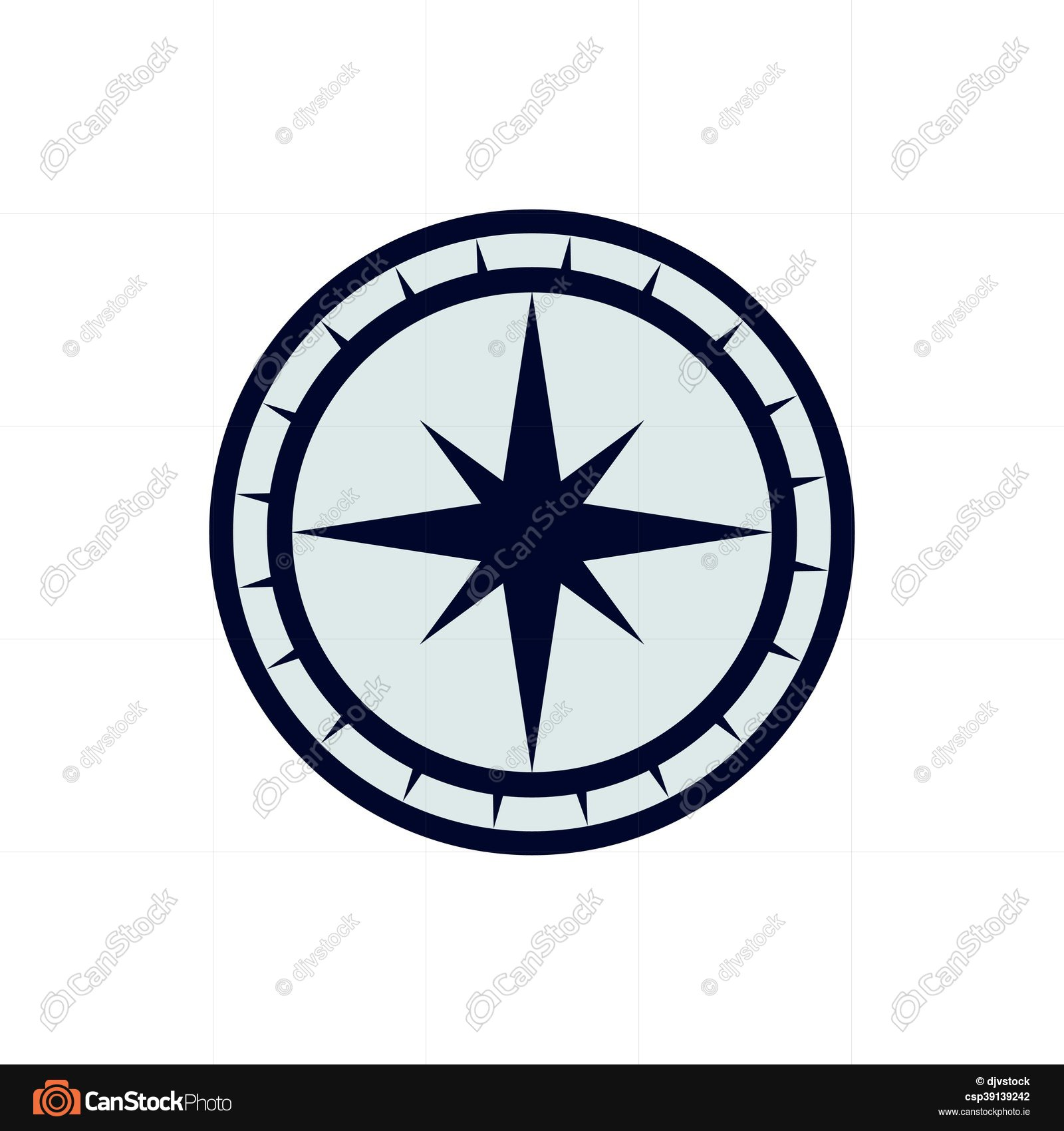 1600x1700 Compass Nautical Direction Star Icon. Vector Graphic . Eps
