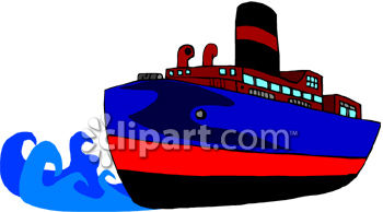 350x194 Smoke Clipart Ship