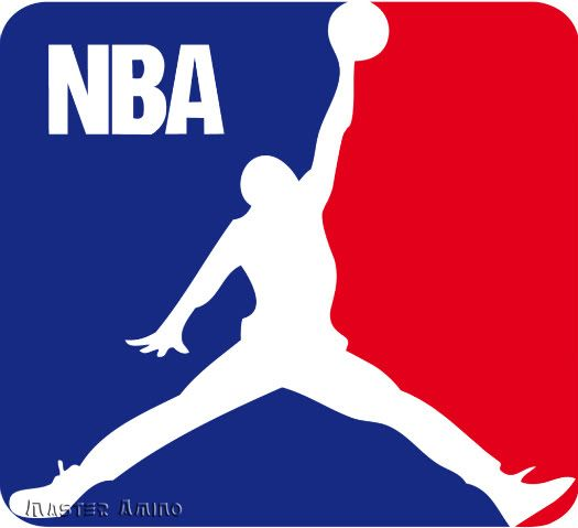 525x479 Michael Jordan Nba Logo Haha Cool His Airness