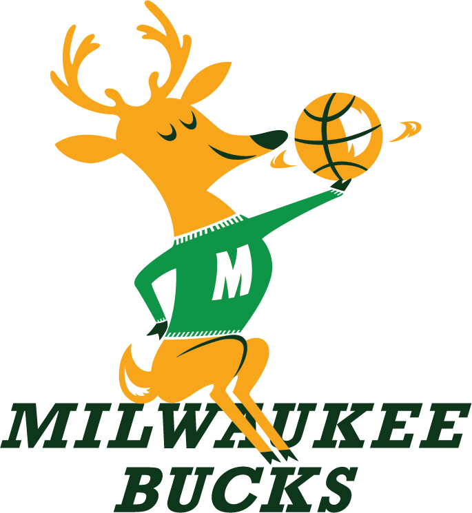 685x745 Milwaukee Bucks Logo Clipart