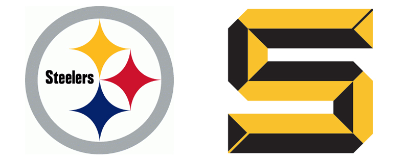 800x314 Collection Of Steelers Logo Clipart High Quality, Free