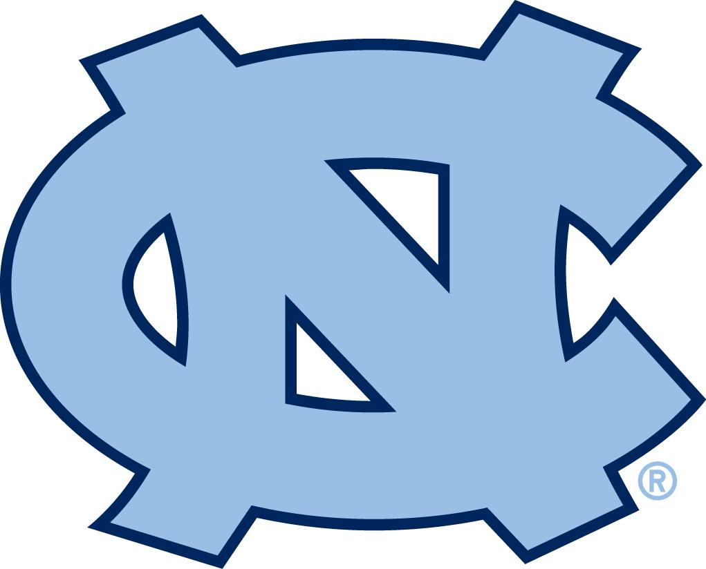 1021x824 North Carolina Tar Heels Primary Logo Ncaa Division I N R