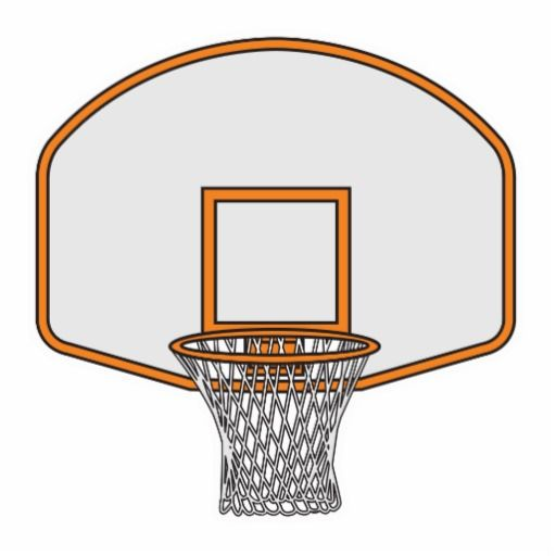 512x512 The Top 5 Best Blogs On Free Clipart Basketball Hoop