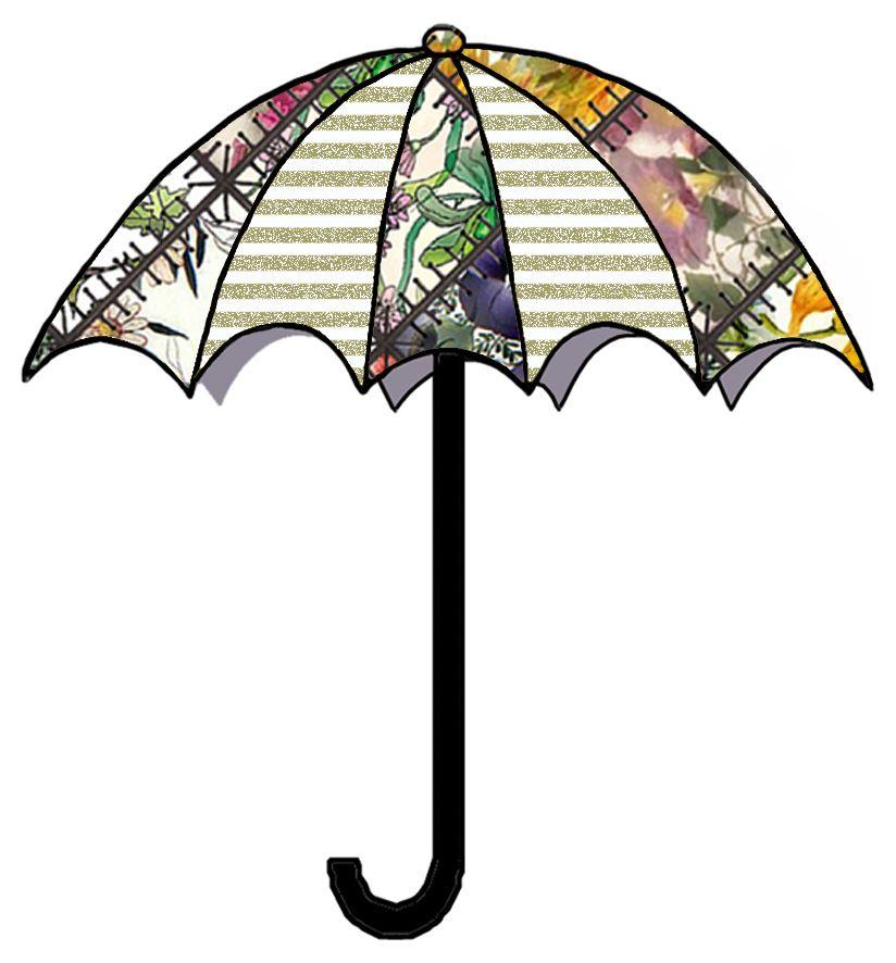 824x886 Artbyjean Clip Art Umbrella Mens Neckties Ladies Fashion Shoes