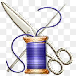 260x260 Sewing Needle Notions Clip Art