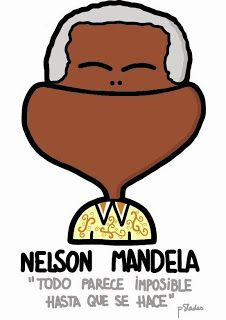 Nelson Mandela Clipart