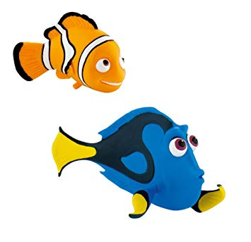 355x343 Bullyland Finding Dory Amp Nemo Action Figure (2 Pack