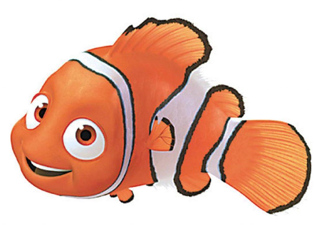 1024x747 Nemo Clip Art Unique Clownfish Clipart Finding Nemo File Free