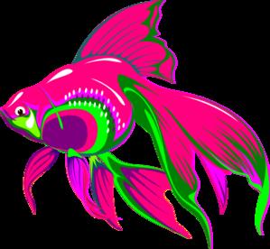 299x276 Gold Fish Clip Art