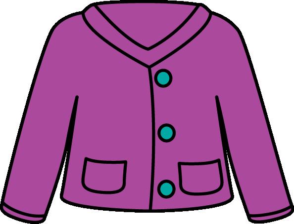 594x454 Sweater Clip Art