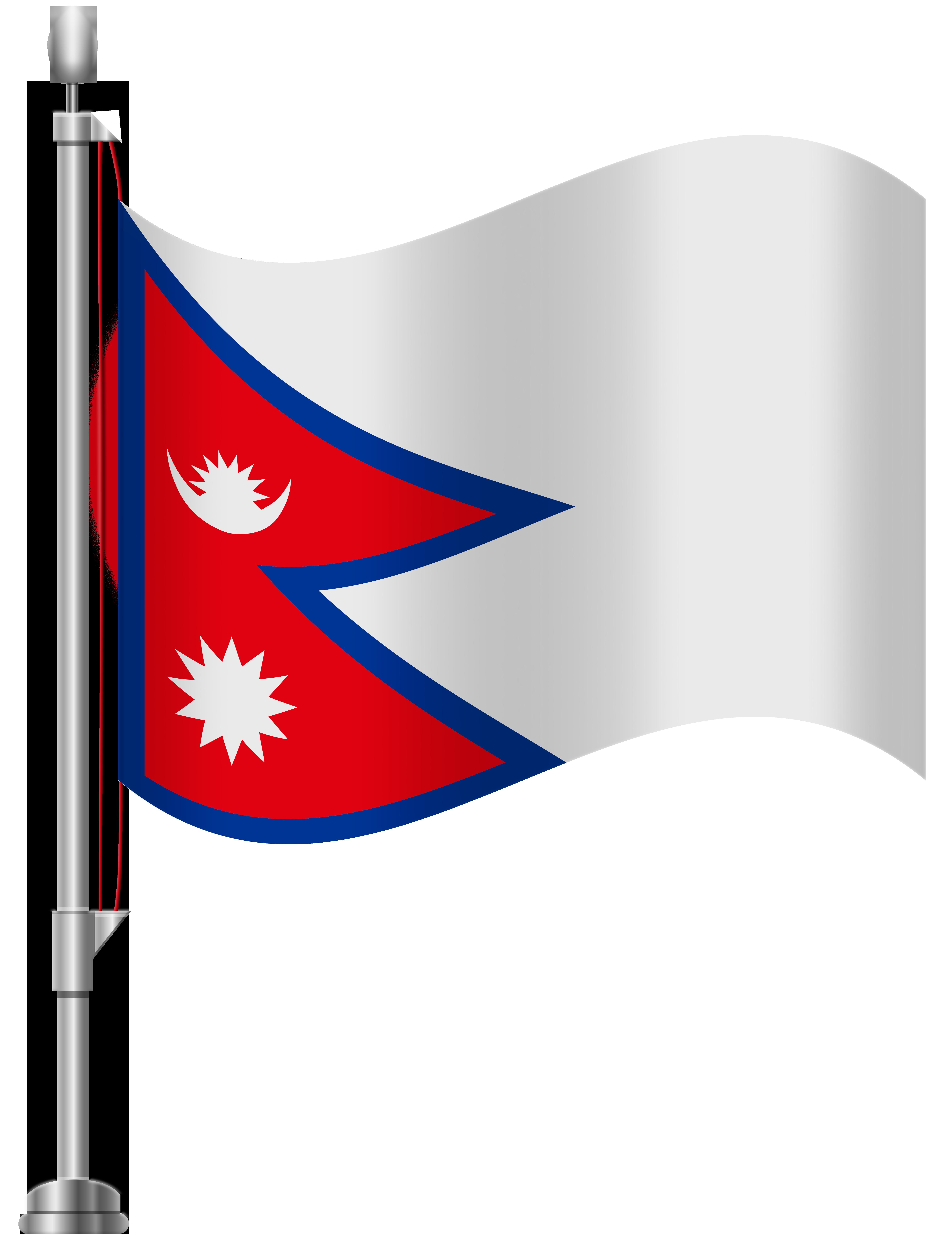 6141x8000 Nepal Flag Png Clip Art