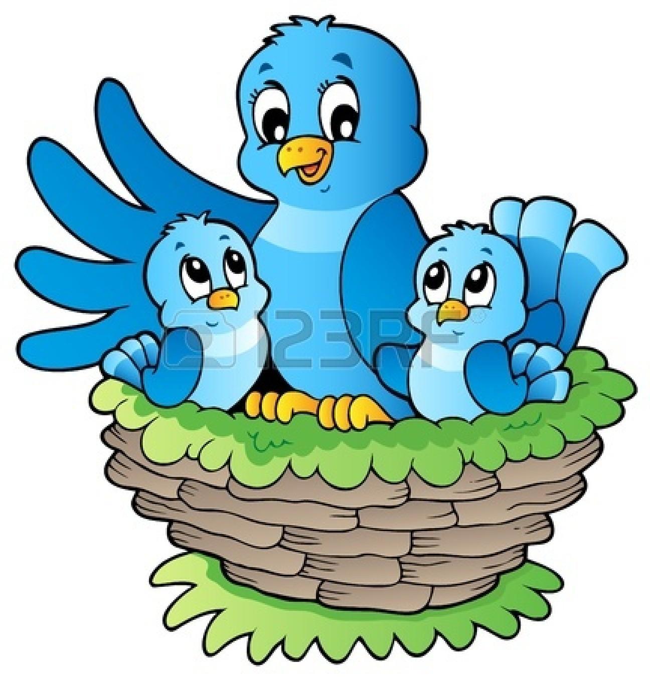 1296x1350 Cartoon Bird Nest Clipart