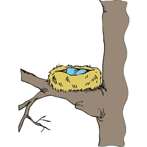 300x300 Nest On A Tree Clipart Amp Nest On A Tree Clip Art Images