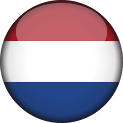 250x250 The Netherlands Flag Clipart