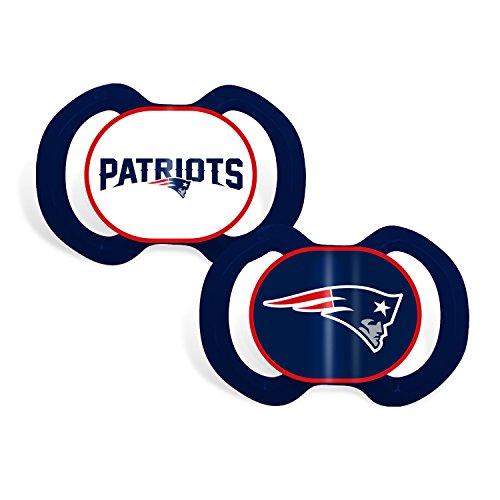 500x500 New England Patriots Pacifier, Patriots Pacifier, Patriots
