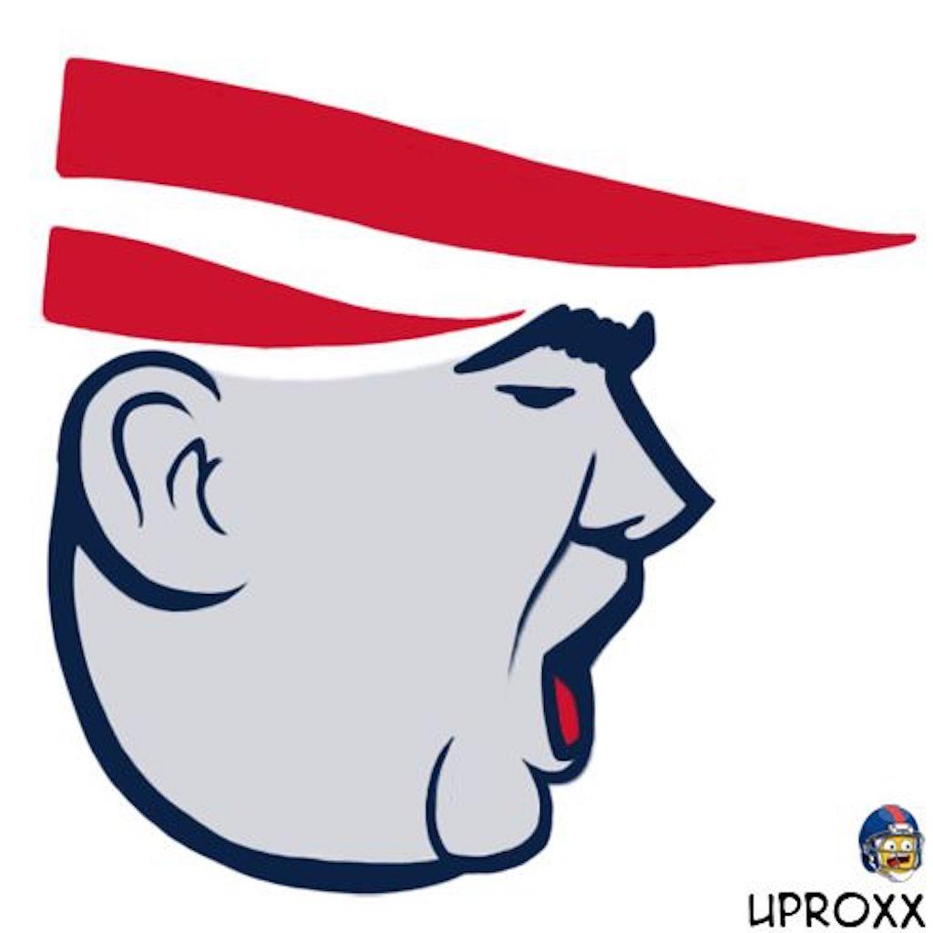 1024x1024 Donald Trump 7 Funny Nfl Team Logos